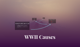 Objective 1 : WWII Causes