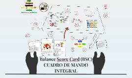Copy of Balance Score Card