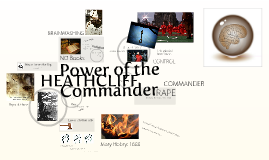 Power of the Commander