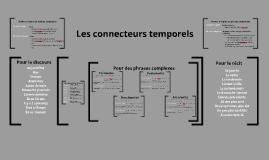 Les connecteurs temporels