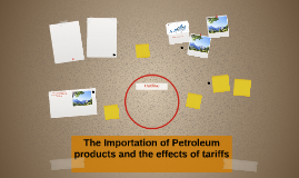 IMPORT DUTY OF GASOLINE