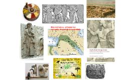 Месопотамија - час обраде између предмета историја, биологија и географија