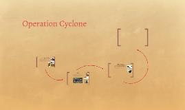 Operation Cyclone