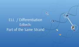 ELL  / Differentiation Edtech