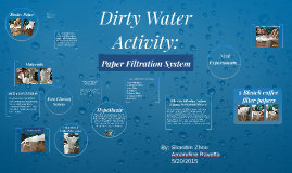 Dirty Water Activity: