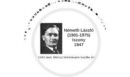 Németh László: Iszony