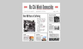 Ho Chi Minh Genocide