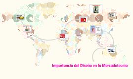 Copy of Importancia del Diseño en la Mercadotecnia