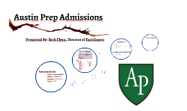 Austin Prep Admissions