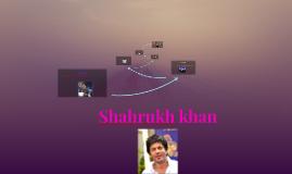 Shauhrkh khan