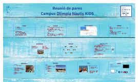Reunió Kids 2018