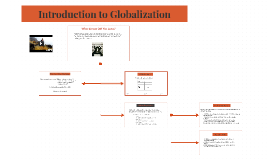 Introduction to Glbalization