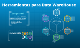 Copy of Herramientas para Data WareHouse