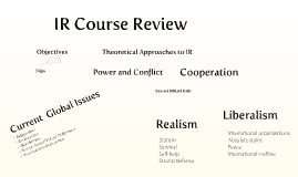 IR Course Review