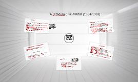 Cópia de Ditadura Militar - Introdução
