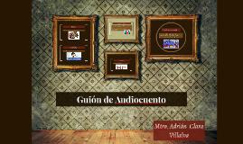 Copy of Guión de Audiocuento