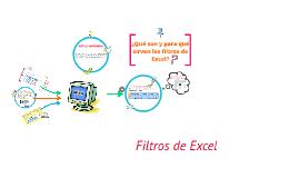 Filtros avanzados de Excel