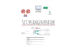 Sitzplangenerator