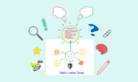 Copy of Copy of Pebble: Creative Thinker