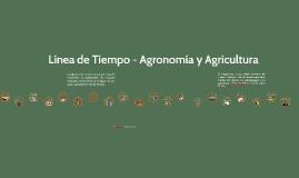 Copy of Línea de Tiempo - Agronomía UNALM