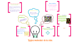 Lógica Molecular de la vida Perla J. Orozco