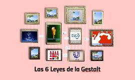 Copy of Las 6 Leyes de la Gestalt