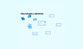 Citas textuales y referencias