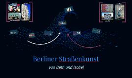 Berliner Strassenkunst