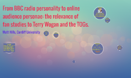 From BBC radio personality to online