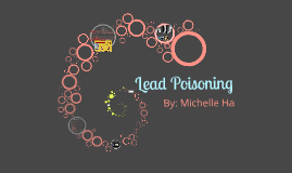 Why is lead poisonous?