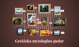 De viktigaste grekiska gudarna