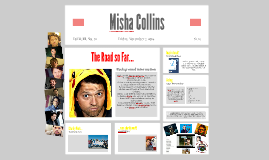 Copy of Misha Collins