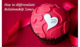 How to differentiate Relationship Zones