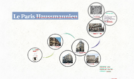Le Paris Haussmanien
