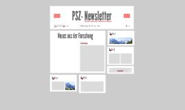 PSZ- Newsletter