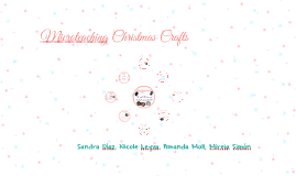 Microteaching Christmas Crafts