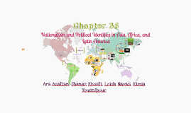 Nationalism and Political Identities in Asia, Africa, and La
