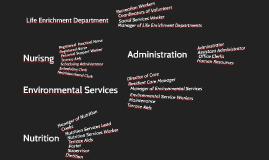 Life Enrichement Department