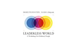 Leaderless World
