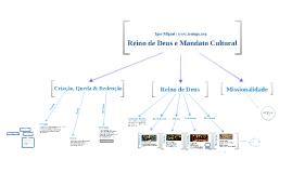 Reino de Deus e Mandato Cultural