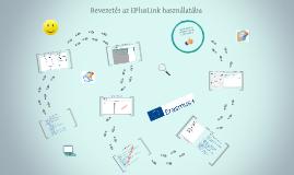 Bevezetés az EPlusLink használatába