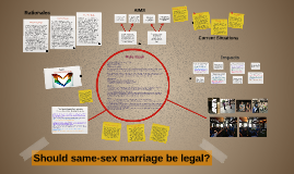What is the impact of legalizing gay marriage in today's wor