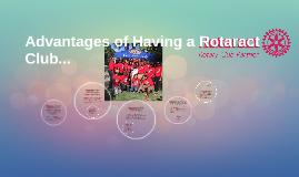Advantages of Having a Rotaract Club
