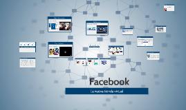 Facebook la nueva tienda virtual