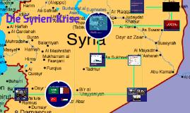 die Syrien-Krise