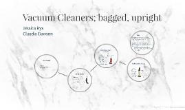 Consumer Reports: Vacuum Cleaners