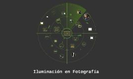 Copy of Copy of Iluminación Fotográfica