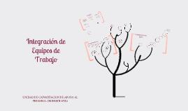 Copy of Equipos de Trabajo