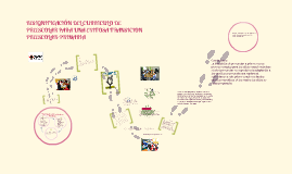 Copy of RESIGNIFICACIÓN DEL CURRICULO DE PREESCOLAR PARA UNA EXITOSA TRANSICION PREESCOLAR-PRIMARIA
