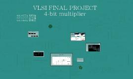 VLSI FINAL PROJECT